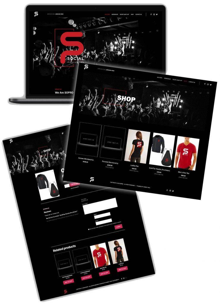 Ecommerce Website Design Services Rapids MI