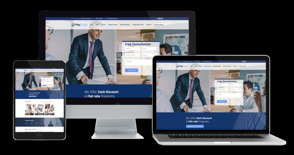 Responsive website design services Rapids MI