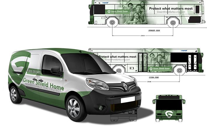 Vehicle Wrap Design Services Rapids MI
